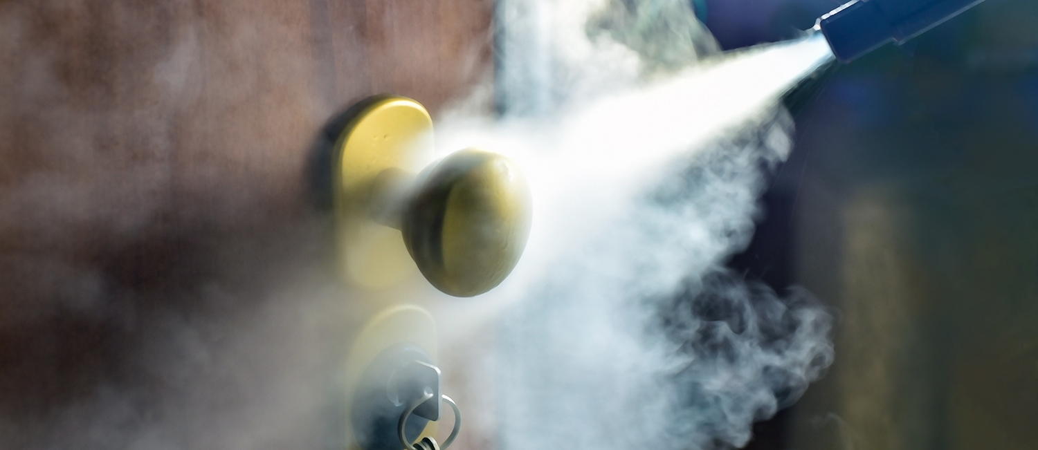 Fogging can help to control with Coronavirus prevention in the workplace