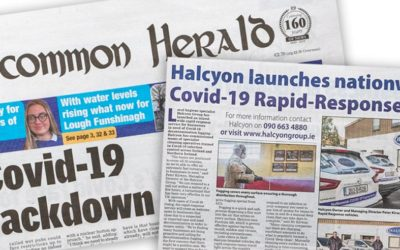 Halcyon launches nationwide Covid-19 Rapid-Response service