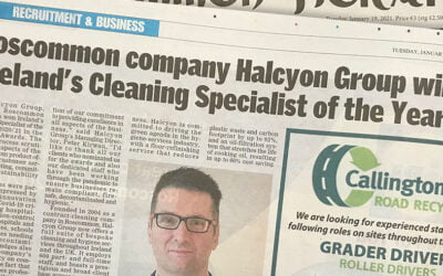 Halcyon Group wins Cleaning Specialist of the Year