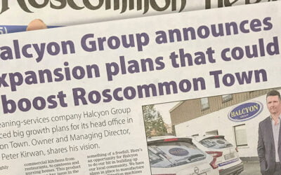 Halcyon Group announces expansion plans that could boost Roscommon Town